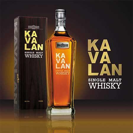 Ποια Σκωτία; Ουίσκι Kavalan…Made in Taiwan.